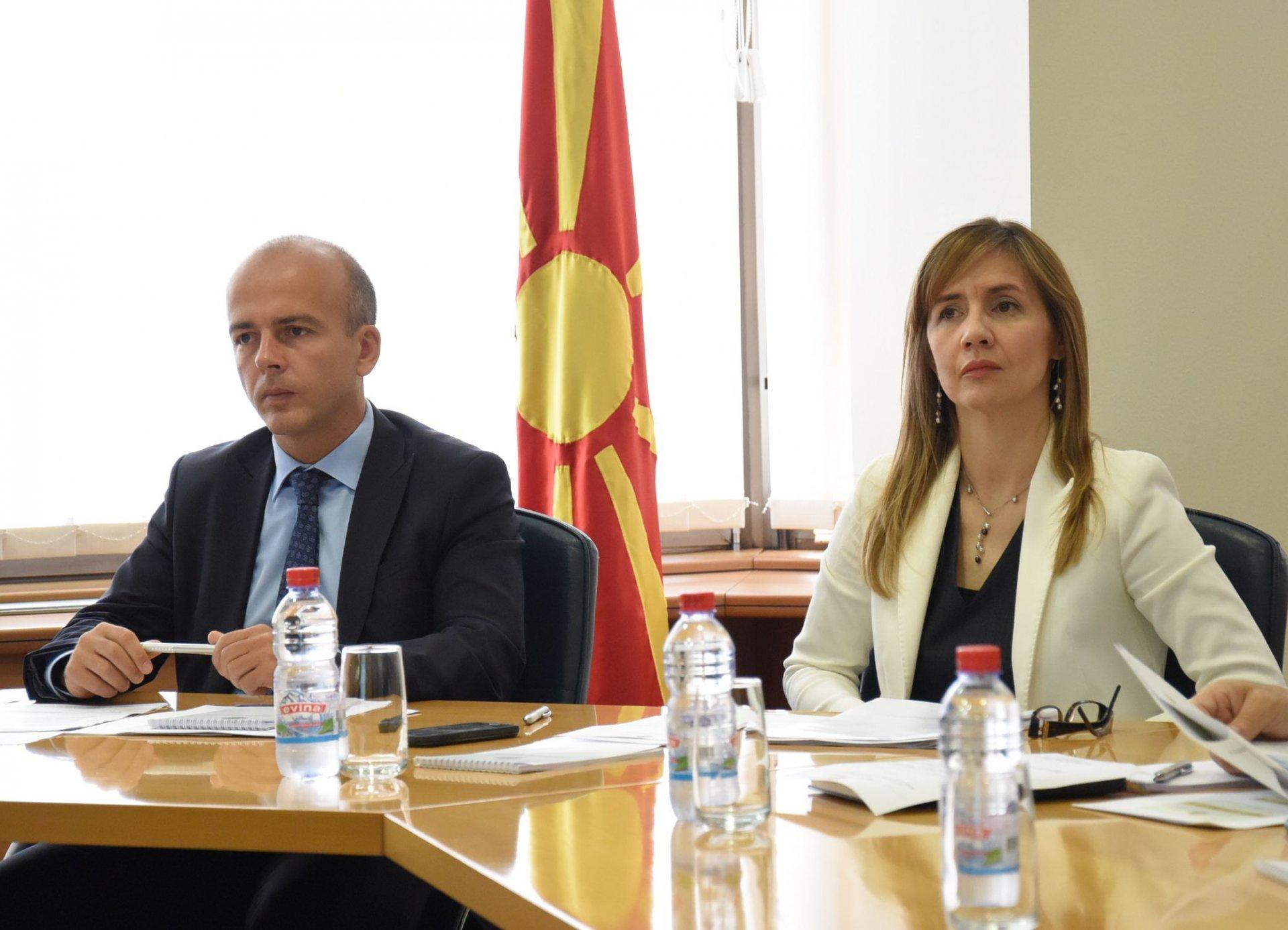 Тевдовски: Рекорден поврат на ДДВ во август од 44 милиони евра