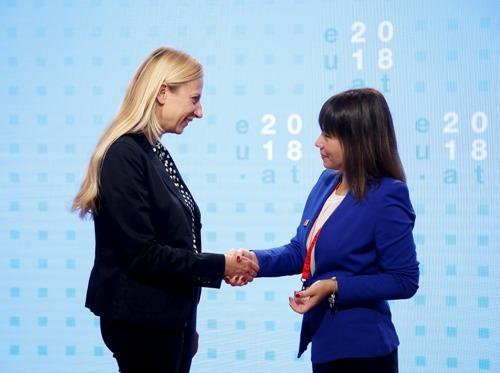 Царовска: Македонија активно работи на воспоставување родова еднаквост