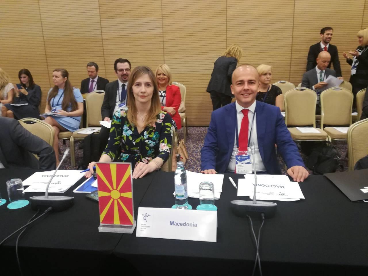 Тевдовски: Преку инвестирање во подобри јавни услуги до одржлив развој