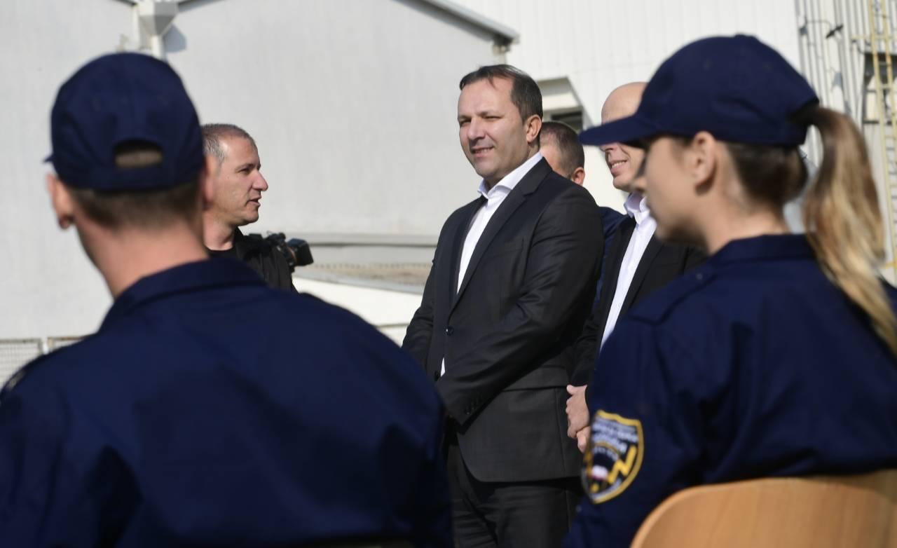 Спасовски: Квалитетно едуцирани полицајци основа за успешно функционирање на МВР