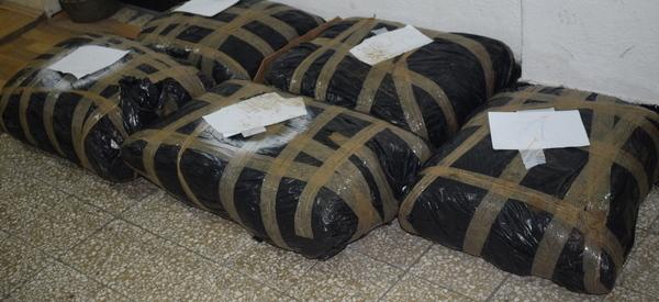 Запленети 60 килограми марихуана (фото)