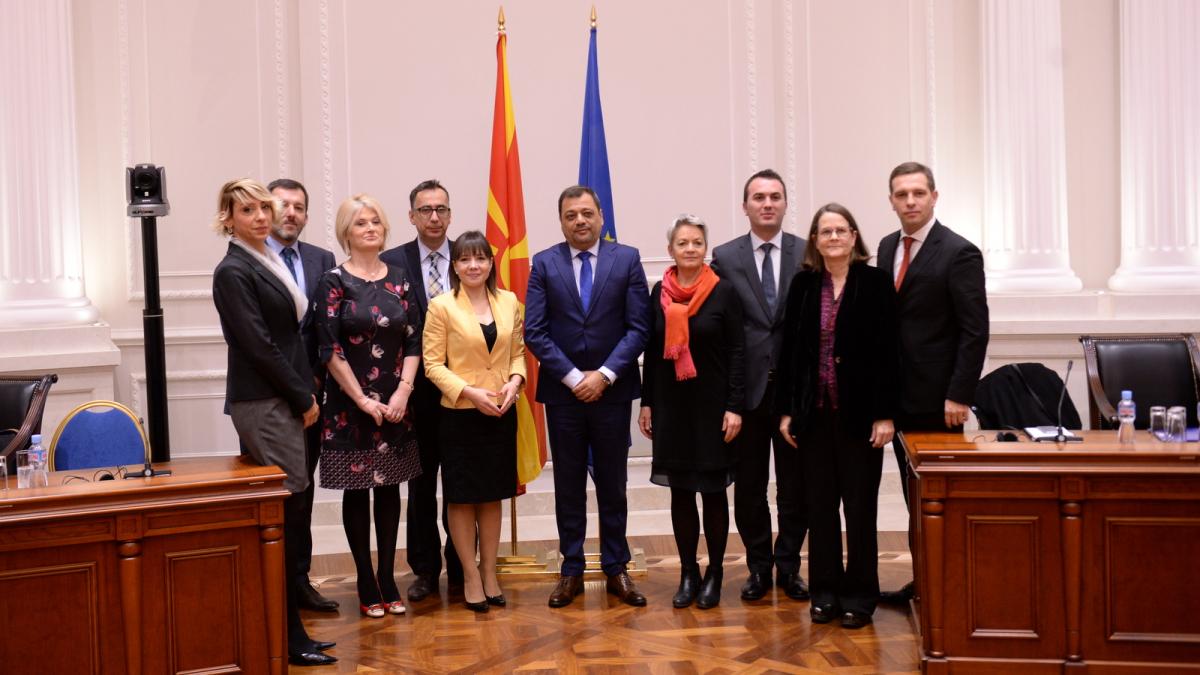 Потпишан меморандум за соработка за промоција на стручното образование во Македонија