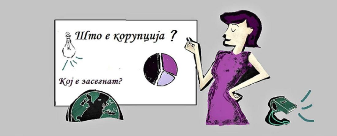 Промоција на интернет платформа за пријавување корупција