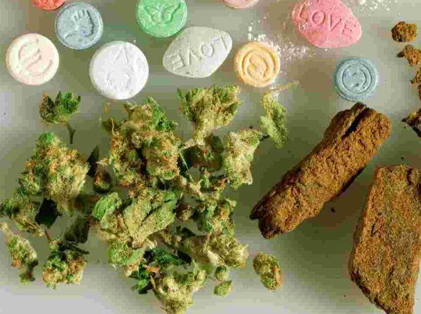 Големо количество дрога пронајдена кај велешанец