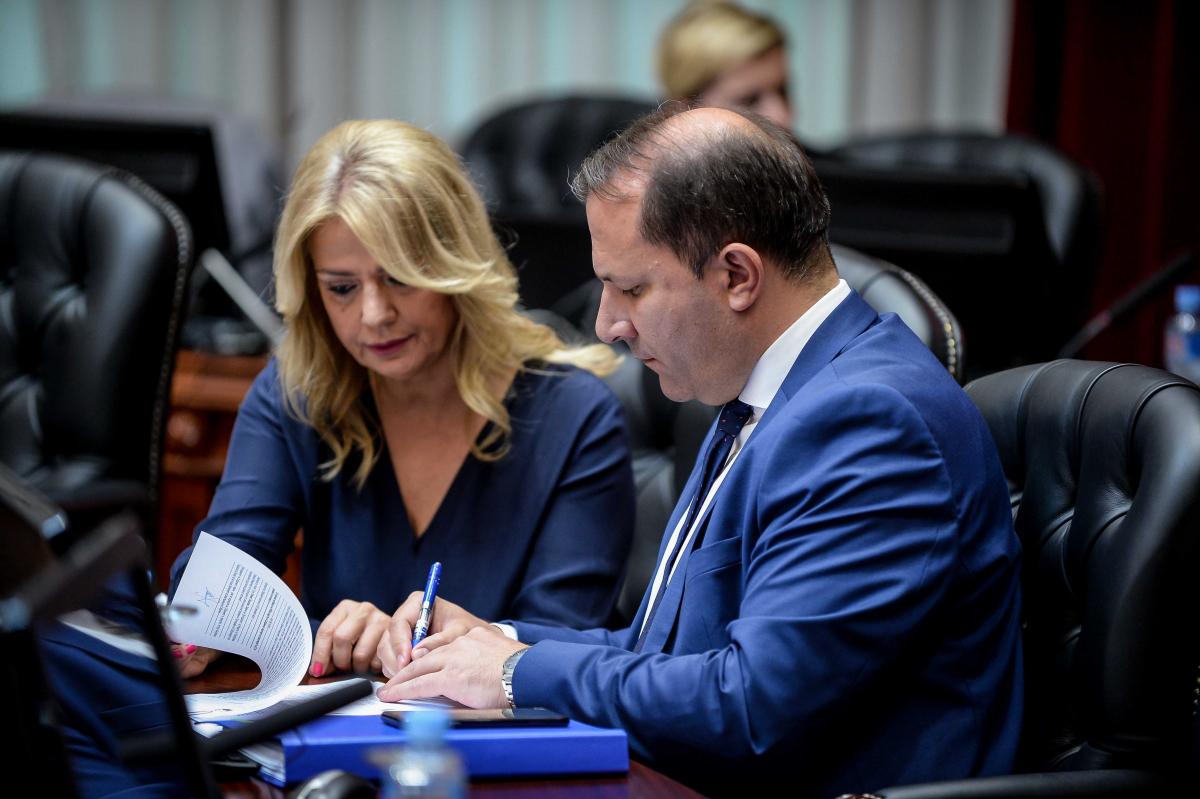 Предлог-законот за попис на населението оди во Собрание