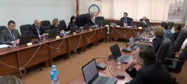 Брифинг за новиот Закон за Судски совет