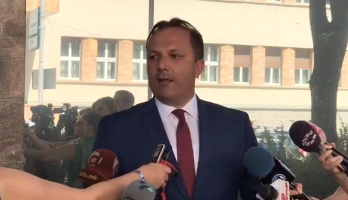 Спасовски: ВМРО-ДПМНЕ лаже, поднесов барање Антикорупциска да отвори случај