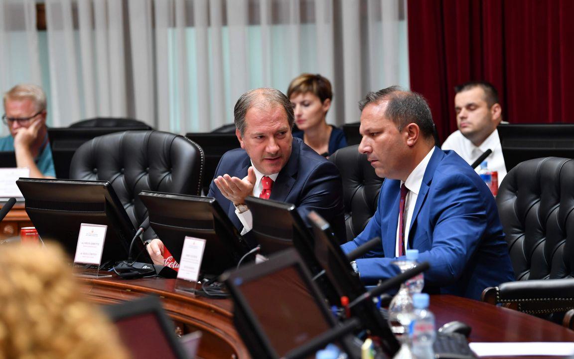 Владата формира оперативен тим за борба со криминалот и корупцијата
