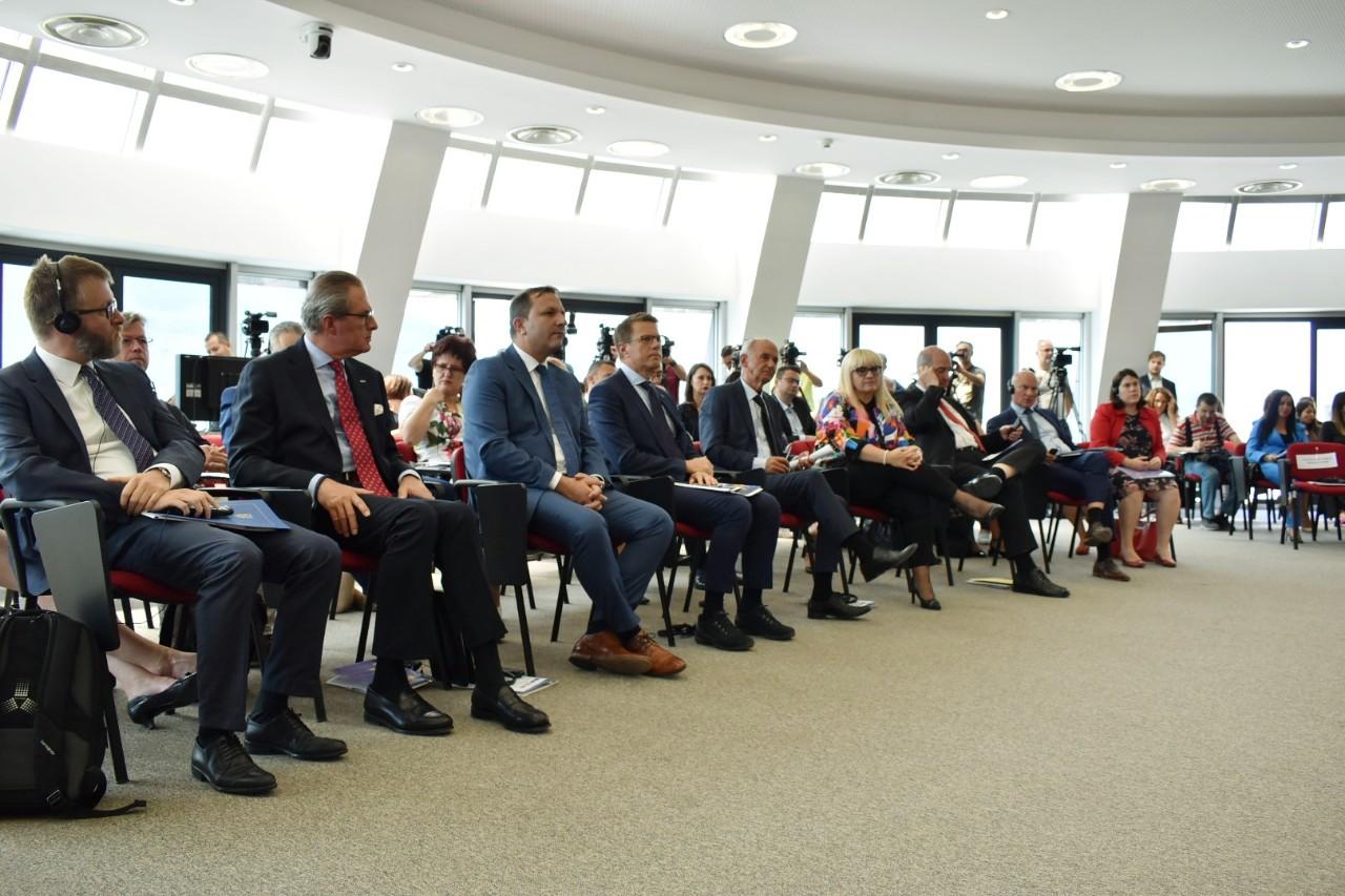 Спасовски: Со зајакнување на истражните центри до спроведување на владеењето на правото
