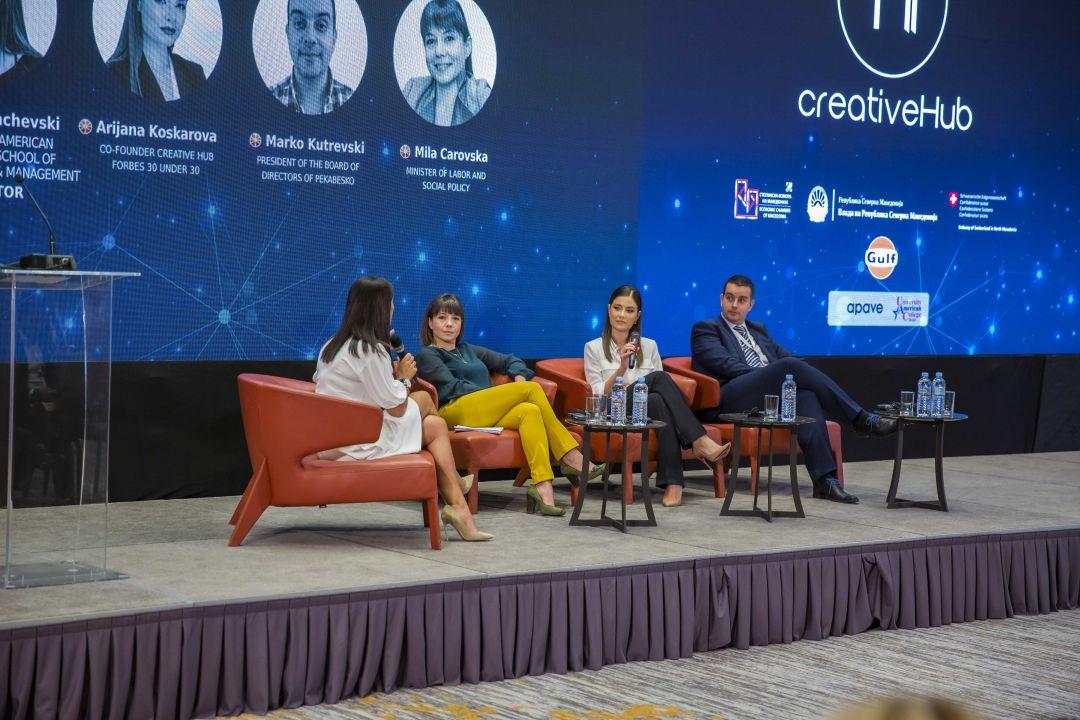 Царовска: Законот за практиканство нуди нови можности за вработување на младите
