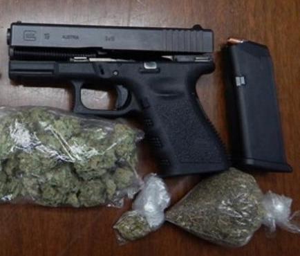 Едно лице под истрага за поседување оружје, муниција и дрога