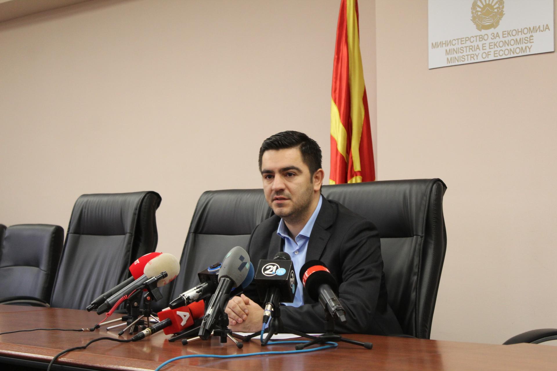 Реализацијата на петтиот сет економски мерки ќе започне во февруари