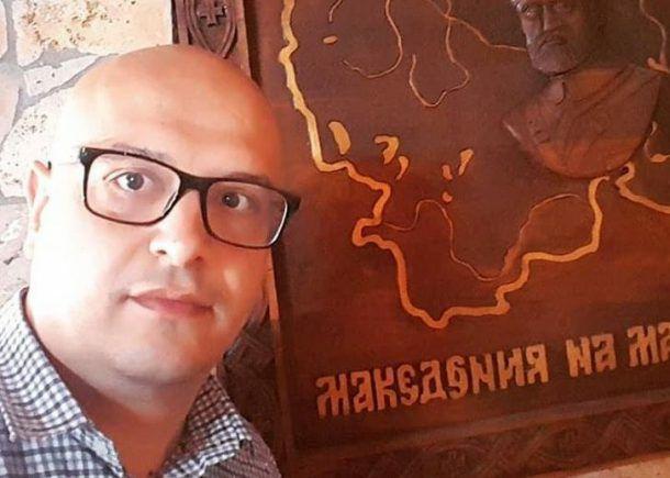 Одреден притвор од осум дена за Емил Јакимовски