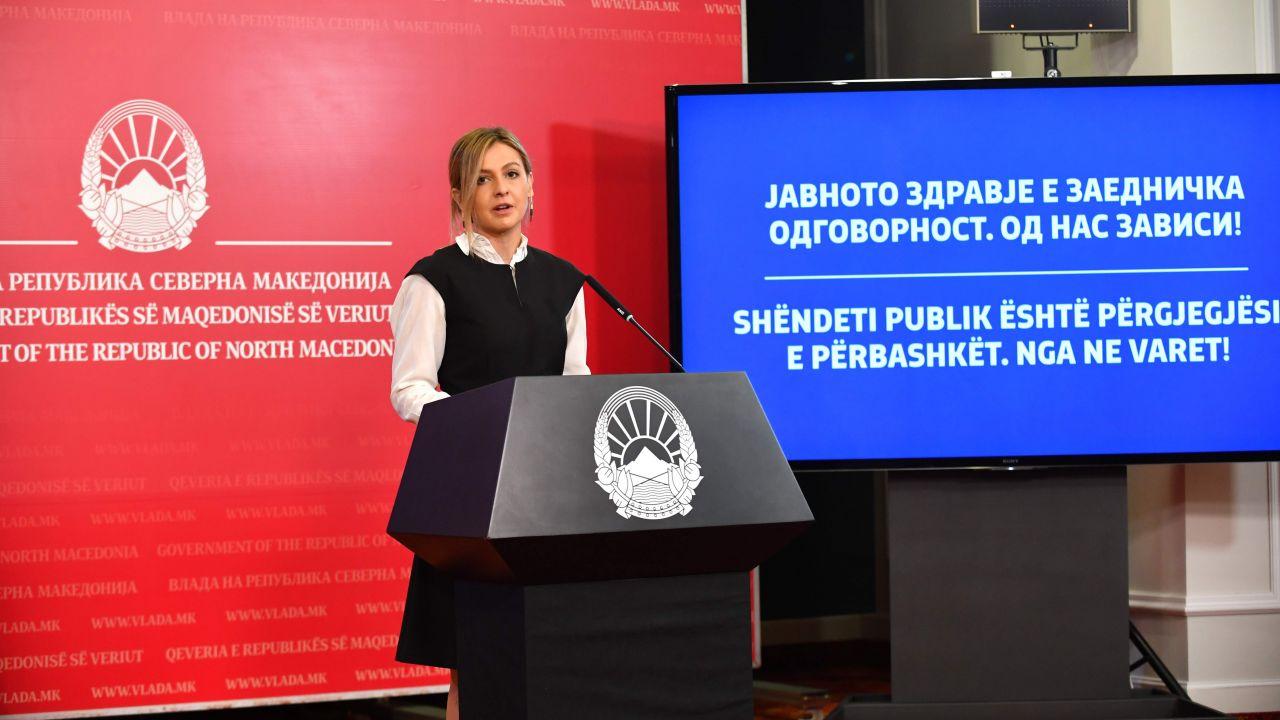 Ангеловска: Приоритет ќе ни биде фирмите да опстојат, а работните места да ги задржиме