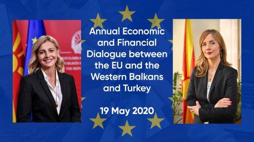 Ангеловска: Се преземаат напори за справување со најгорливиот проблем – сивата економија