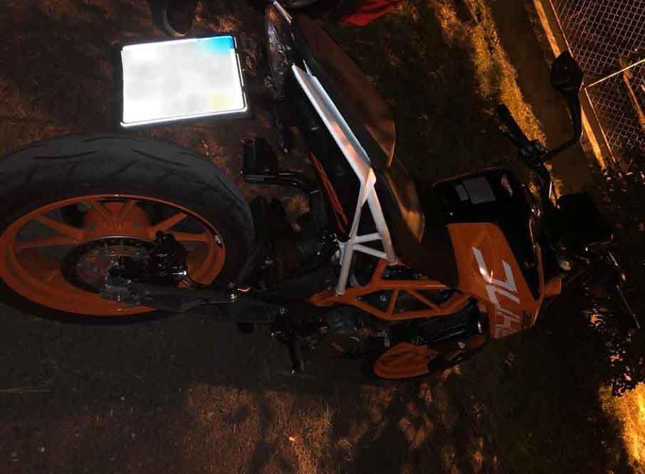"""Казнети """"диви тркачи"""" во Скопје, одземени три мотоцикли"""