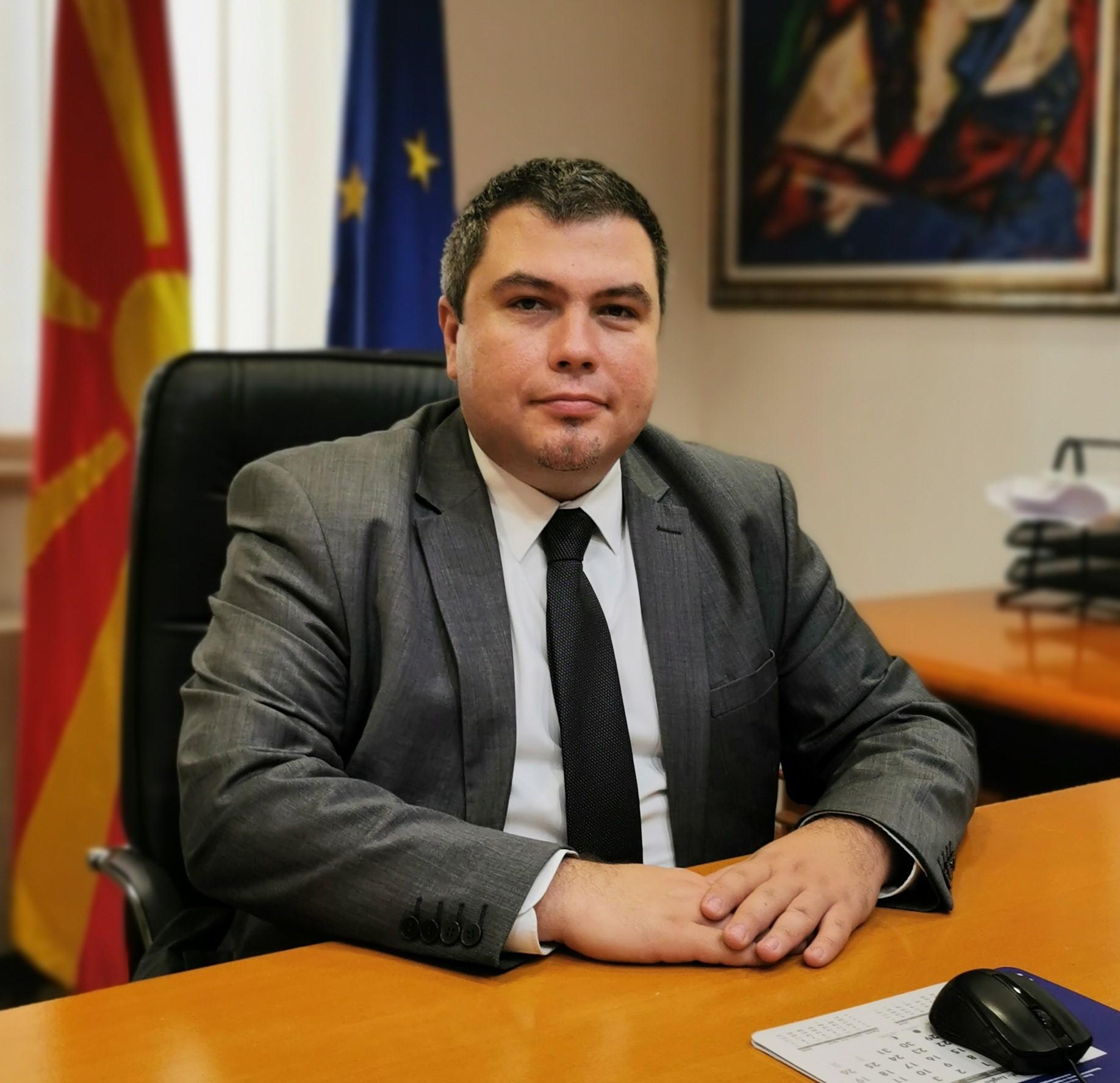 Маричиќ: Градиме функционален систем за борба против корупцијата кој ги опфаќа сите државни институции
