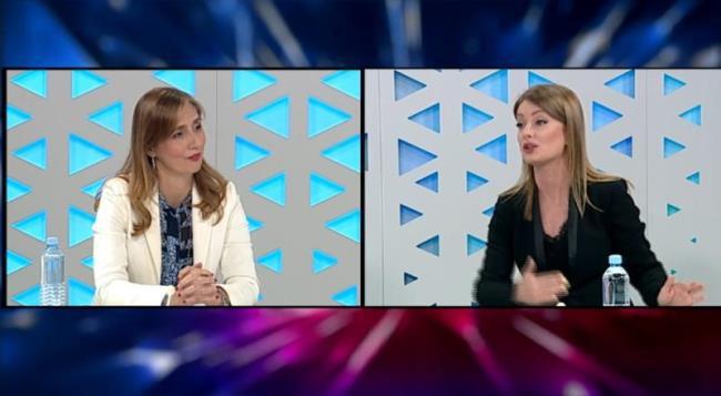 """Ангеловска-Бежоска за """"Еуростандард банка"""": Нема потешка одлука од одлуката за затворање банка"""