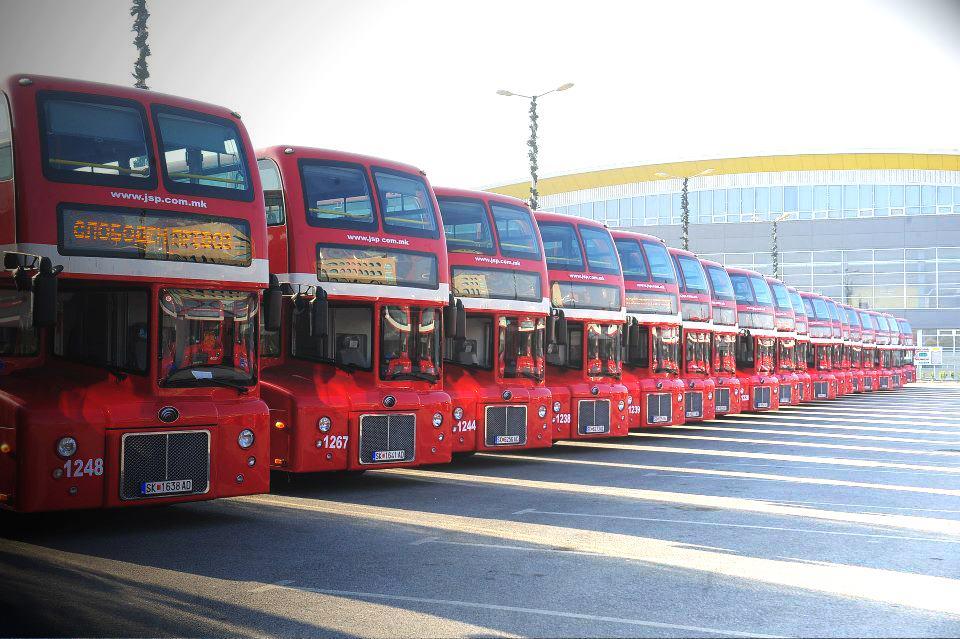 Обвинителен акт против четири лица за набавка на двокатните автобуси